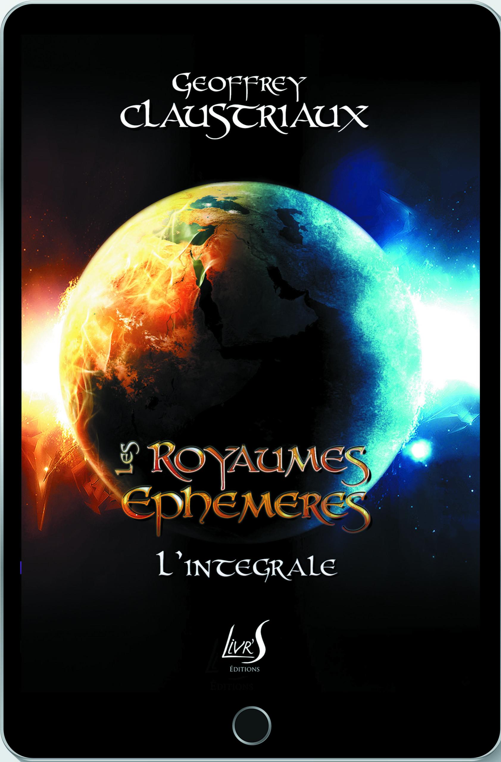Ebook les royaumes éphémères